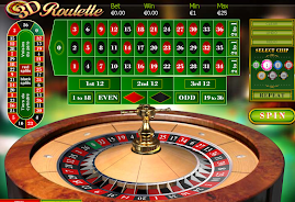 roulette 3d casino' europa on line