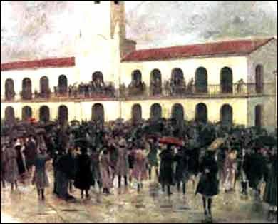 Cabildo 25 de mayo de 1810
