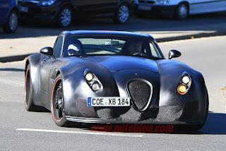wiesmann coupe prototype