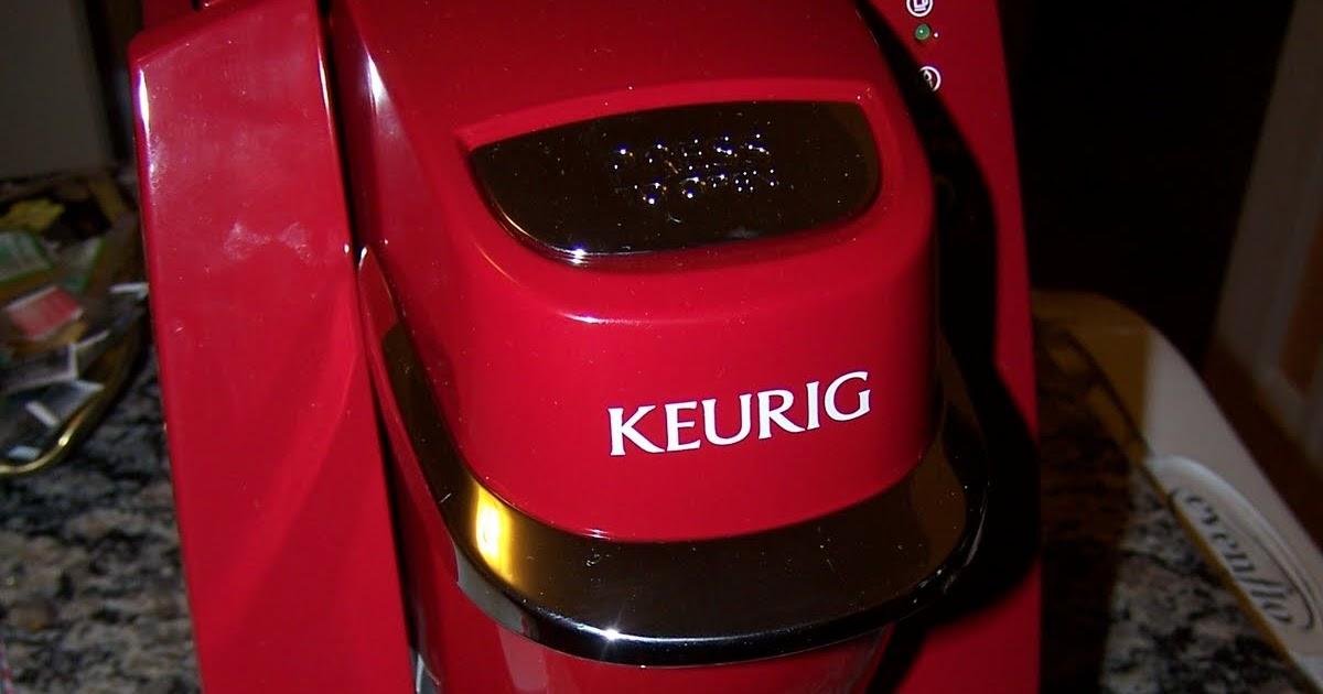 Halfway House for Wayward Appliances: The Keurig B30 Mini Brewing System.