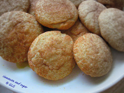 Snickerdoodle Recipe Using Duncan Hines Butter Cake Mix