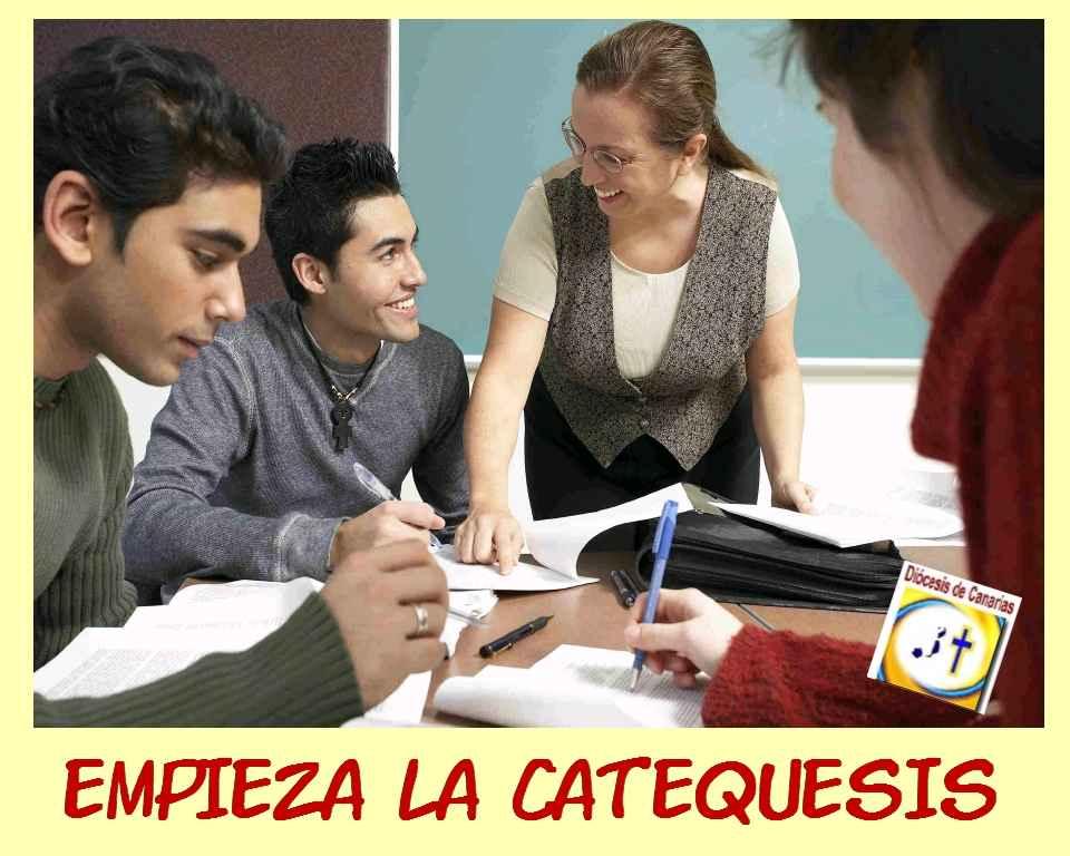 RECORDAR LA CATEQUESIS Y LAS ORACIONES