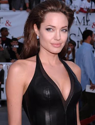 angelina jolie female celebrity