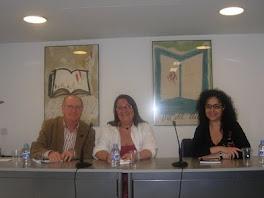 Encuentro organizado por El laberinto de Ariadna, 30 de abril de 2010