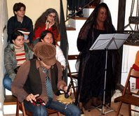 TODA LA LUZ DEL MUNDO, de Angel Guinda. Presentación en Barcelona