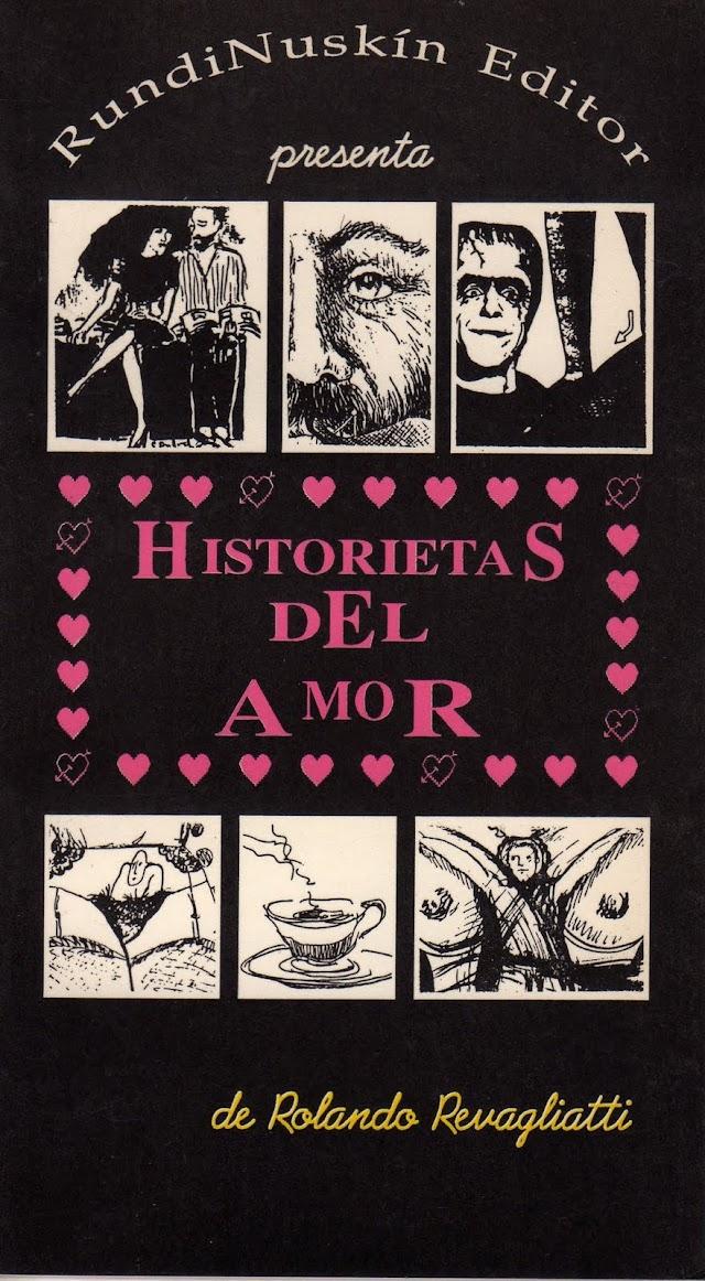 """Historietas del Amor"" de Rolando Revagliatti"