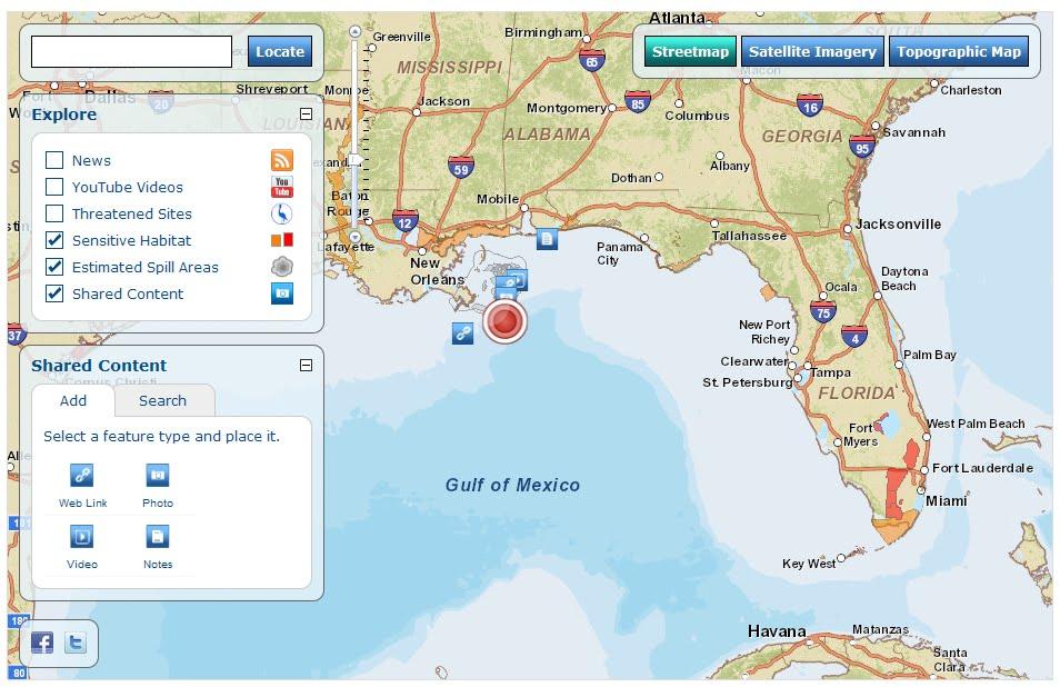 COMPASS: GIS@libraries.gmu.edu: Oil Spill Resources