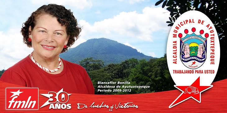 Blanca Flor Alcaldesa
