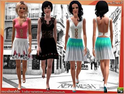 3 Novas Roupas Femininas Roupa_1