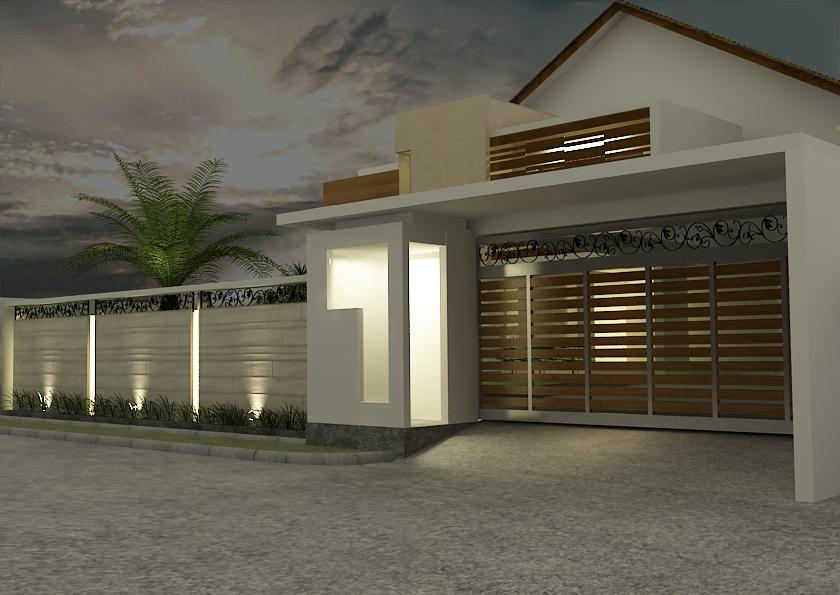 desain rumah tinggal archiprada design build contructor