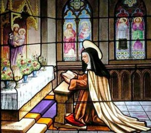 Are We There Yet Feast Of St Teresa Of Avila