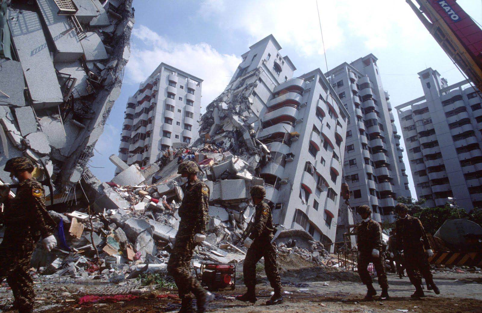 18th Century Earthquakes - LimaEasy