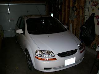 2008 Chevy Aveo