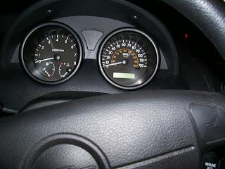 2008 Aveo Dash