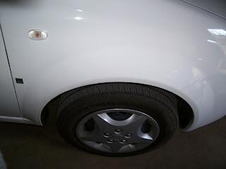 2008 Aveo Tire