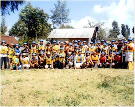 Rafting ma Serikat Pekerja Farmasi Kalbe Farma