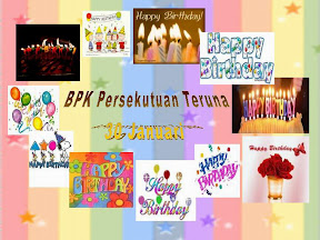 Happy Birthday BPK PT