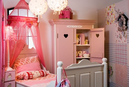 Allergie informatie een gezonde babykamer - Kamer klein meisje jaar ...