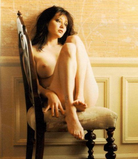 christy from charmed nude