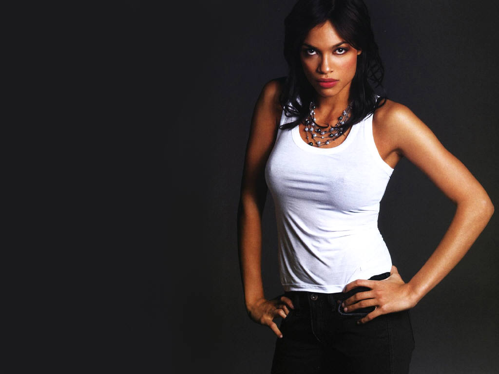 rosario dawson height