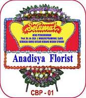 bunga selamat atas pengukuhan guru besar