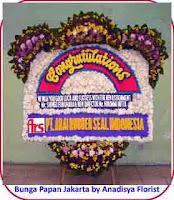 bunga papan ucapan selamat dan sukses