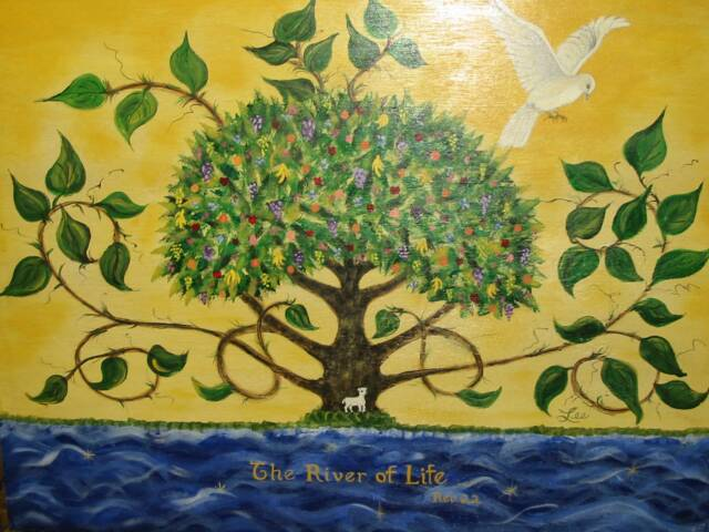 &#39;River of Life&#39;