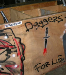 Daggers for life