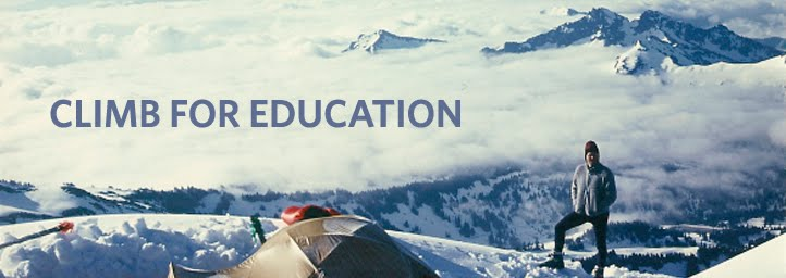 Climb for Education