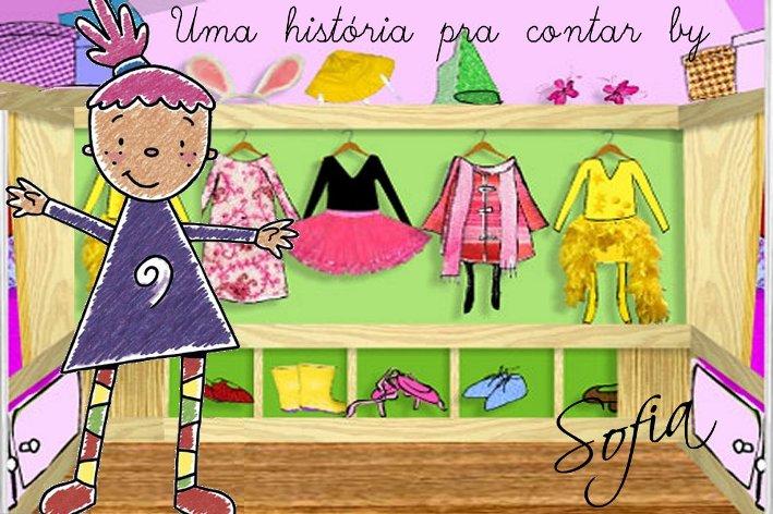 Uma História Pra Contar - By Sofia