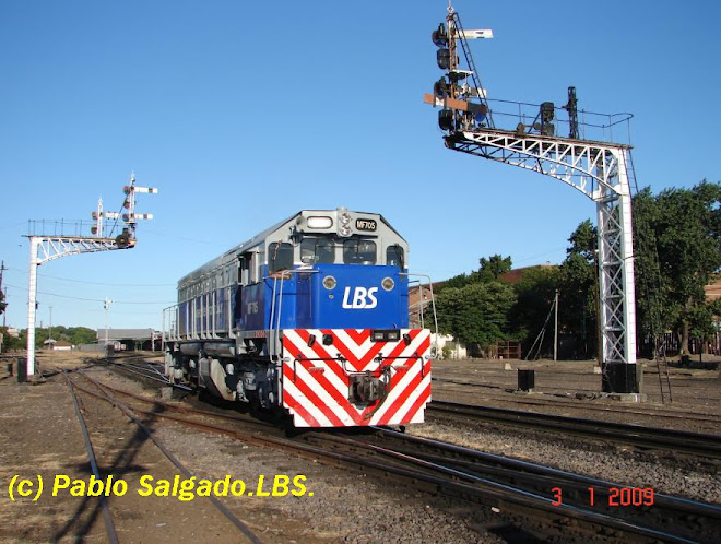 MF 705 EN EST. BUENOS AIRES