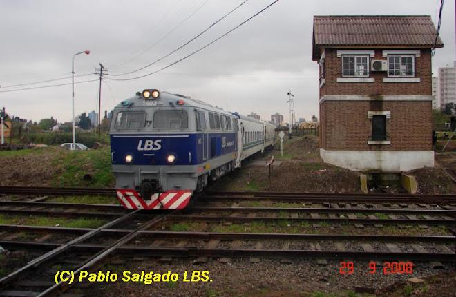 1403 POR EL CRUCE TAPIALES - ALDO BONZI