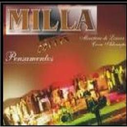 Baixar CD Banda Milla Pensamentos 2003