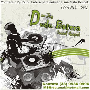 DJ Dudu Batera - Ver�o Gospel