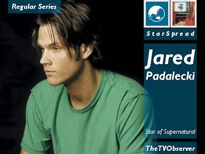 THETVOBSERVER!: TheTVObserver: Jared Padalecki