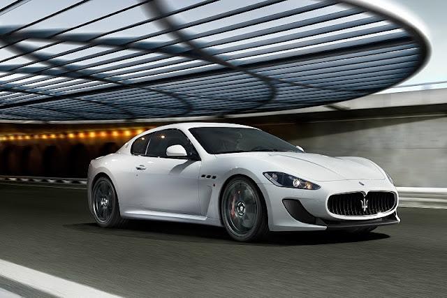 [2012 Maserati GranTurismo MC Stradale Wallpaper]