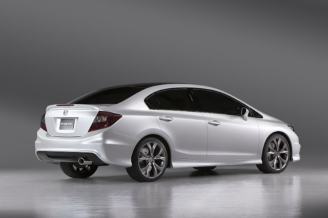 2011 Honda Civic Concept
