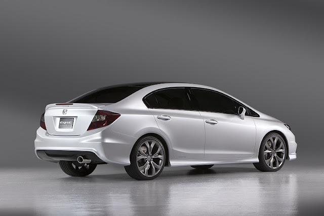 2011 Honda Civic Concept