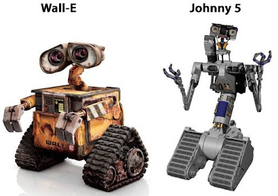 lego johnny 5 instructions
