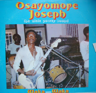Osayomore Joseph And His Ulele Power Sound Ororo No De Fade