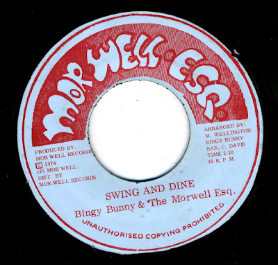 Morwells, The - Kingston Twelve Tuffie