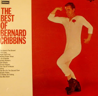 bernard cribbins  an lp on emi