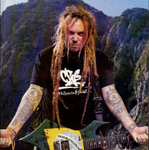Kerry King Slayer Tattoos: Biografia De Max Cavalera