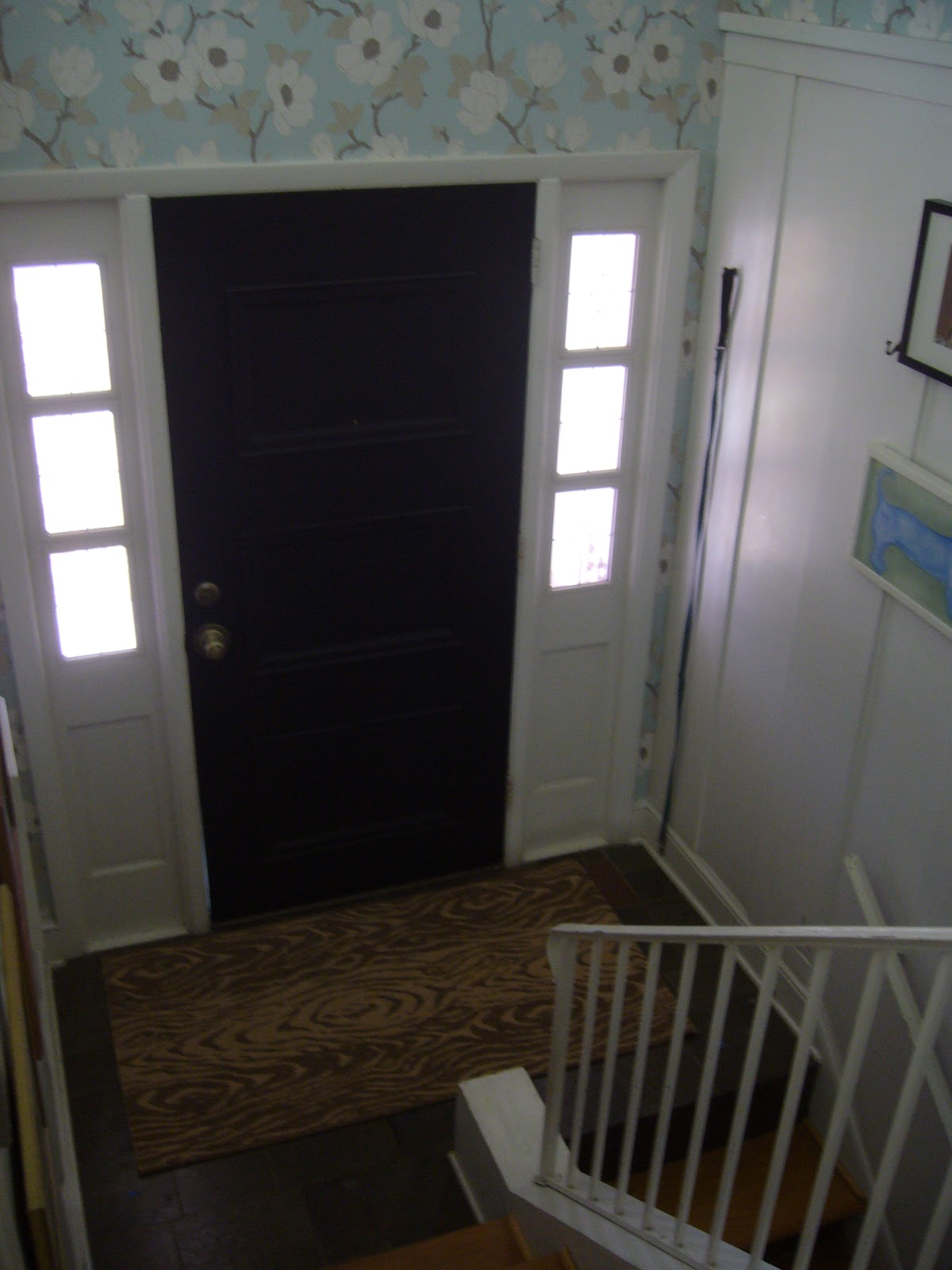 Small Foyer Solutions : Brand new and beautiful small entryway solutions