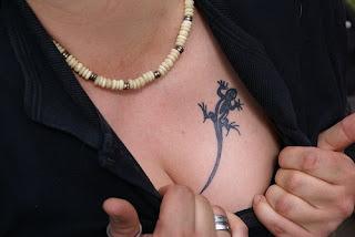 tatouage salamandre tribal - Modèles de Tatouage Salamandre Lizard Tattoo vidéo