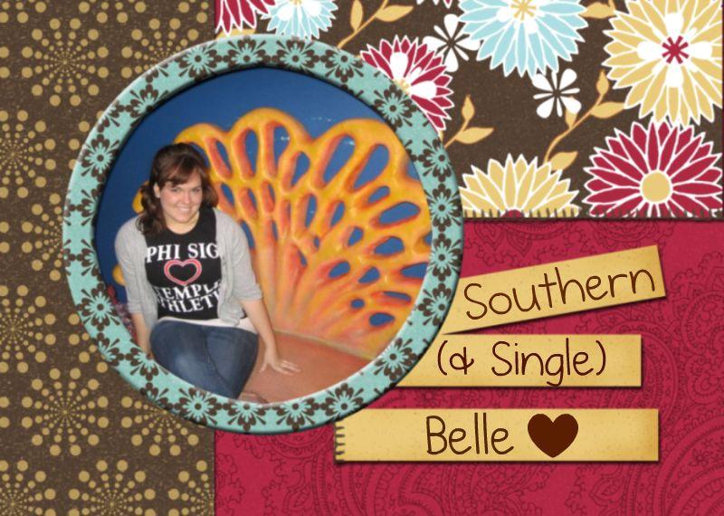 Southern (& single) Belle