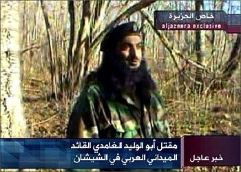 inilah salah seorang jeneral dan singa allah di chechnya