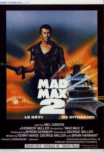 Mad Max 2 - A Caçada Continua - Dublado