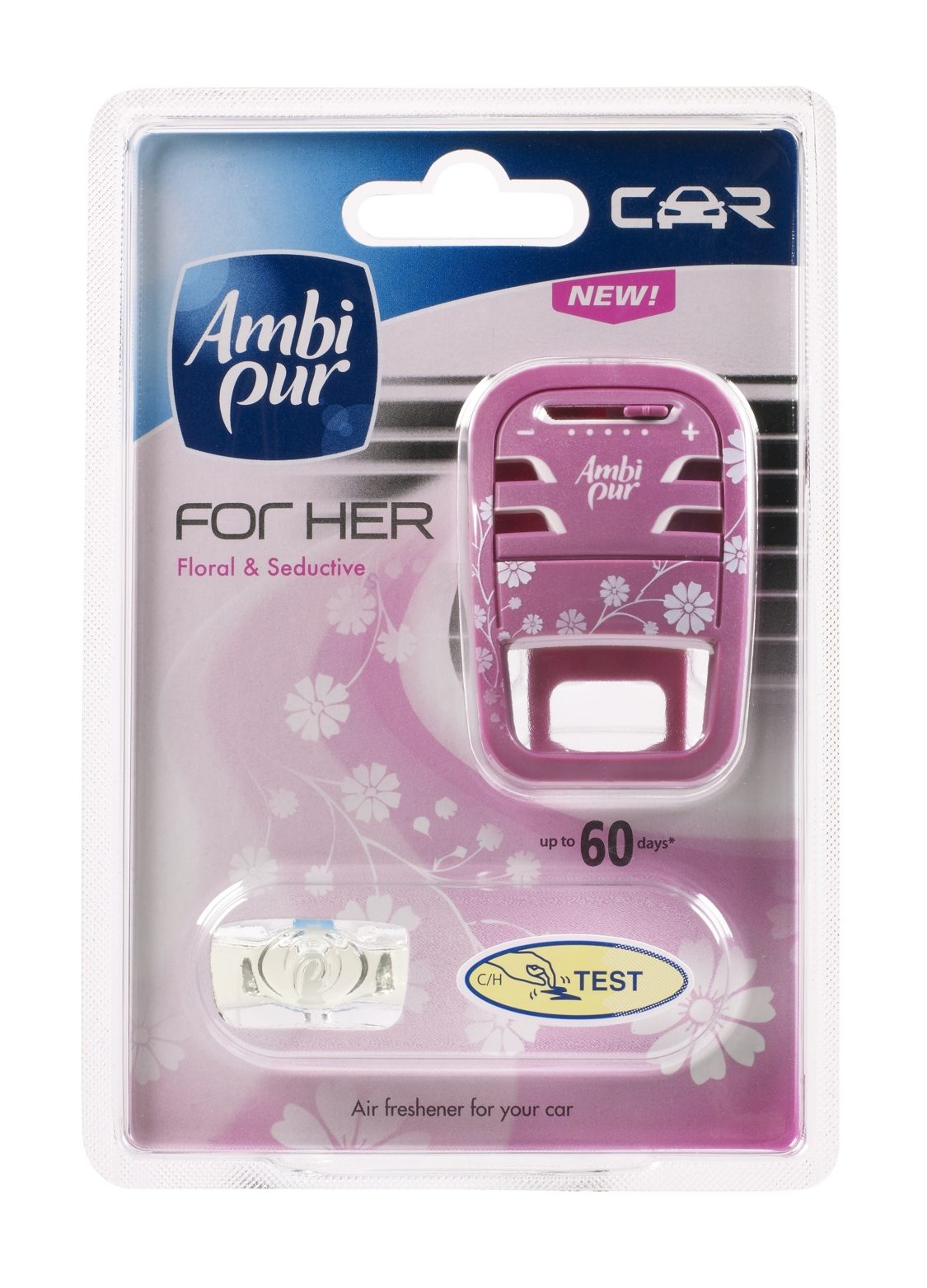 Ambi pur car for her air freshener for your car