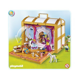 les coups de coeur d 39 une maman bloggeuse playmobil coffre de princesses transportable. Black Bedroom Furniture Sets. Home Design Ideas